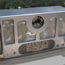 Pair of Manley 250 Mono Power Amps, 250 WPC