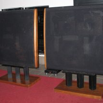 Speakers and Stands